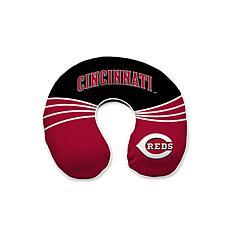 Cincinnati Reds Memory Foam U-Neck Travel Pillow