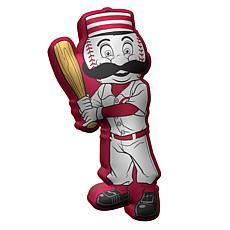 Cincinnati Reds Plushlete Mascot Pillow