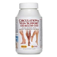 Circulation and Vein Support for Healthy Legs - 360 Capsules