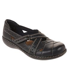 Clarks Ashland Spin Leather Slip-On Loafer