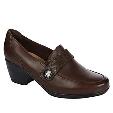 Clarks Collection Emily Andria Leather Loafer