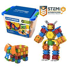 Clicformers Basic 200-Piece Tub Set