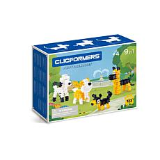 Clicformers Puppy Friends 123-Piece Set