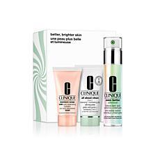 Clinique Better Brighter Skin Skincare Set