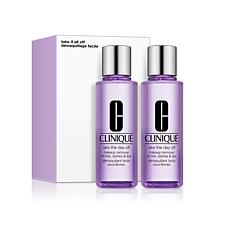 Clinique Take It All Off Makeup Remover 2-Piece Set