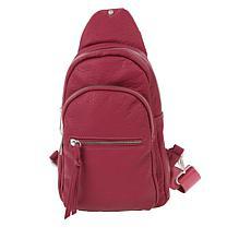 Co-Lab Mandy Multi-Pocket Crossbody Sling Bag