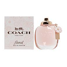 Coach Floral Ladies Eau De Parfum Spray - 3.0 oz.
