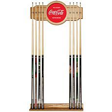 """Coca-Cola """"Delicious and Refreshing"""" Cue Rack"""