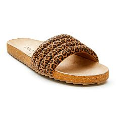 Coconuts by Matisse Stunner Leather Slide Sandal