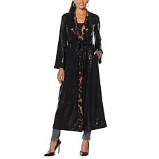 Coldesina Dylan Sequin Duster