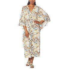Coldesina Tina Kaftan Maxi Dress