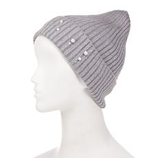 Collection 18 Embellished Knit Beanie