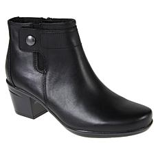 Collection by Clarks Emslie Jada Leather Ankle Boot