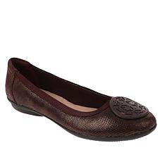 Collection by Clarks Gracelin Lola Leather Ballet Flat