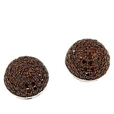 Colleen Lopez 1.00ctw Colored Diamond Ball Stud Earrings