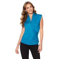 Colleen Lopez Elevated Essential Crossover Top