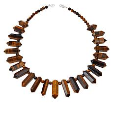 Colleen Lopez Gemstone Statement Necklace