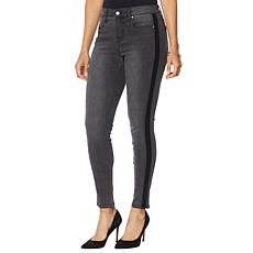 Colleen Lopez Side Stripe Skinny Jean  - Fashion