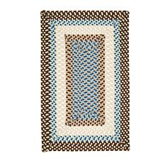 Colonial Mills Montego 5' x 8' Rug - Bright Brown