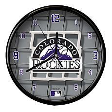 Colorado Rockies Team Net Clock