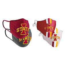 Colosseum Collegiate NCAA Team Logo Face Covering 4-Pk - Iowa State