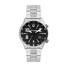 "Columbia ""Outbacker"" Men's Black Dial Bracelet Watch"