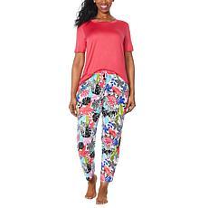 Comfort Code Soft & Light Knit Pajama Set