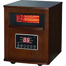 Comfort Glow™ Quartz Heater with Remote