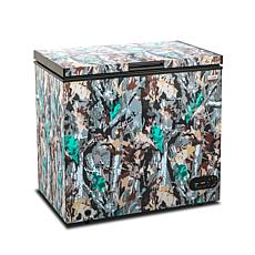 Commercial Cool 7.0 Cu.Ft Stand Up Chest Freezer - Camouflage