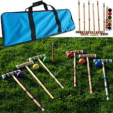 Complete Croquet Set by Trademark Games