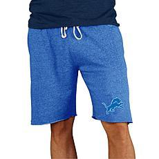 Concept Sports Mainstream Men's Knit Short - Lions