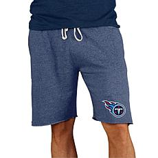 Concept Sports Mainstream Men's Knit Short - Titans