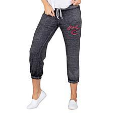 Concepts Sport Cincinnati Reds Women's Knit Capri Pant