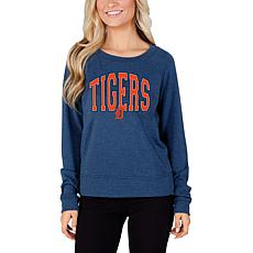 Concepts Sport Mainstream Ladies Knit Long Sleeve Top - Tigers