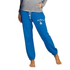 Concepts Sport Mainstream Ladies Knit Pant - Dodgers