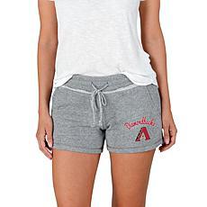 Concepts Sport Mainstream Ladies Knit Short - Diamondbacks