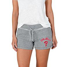 Concepts Sport Mainstream Ladies Knit Short - Phillies