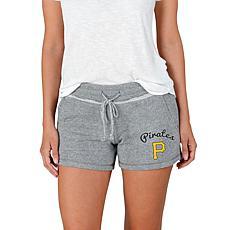 Concepts Sport Mainstream Ladies Knit Short - Pirates