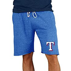 Concepts Sport Mainstream Men's Knit Short - Rangers