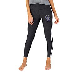 Concepts Sport Officially Licensed MLB Ladies Legging - Rockies