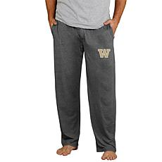 Concepts Sport Officially Licensed NCAA Quest Men's Pant - Washington