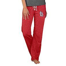 Concepts Sport Quest Ladies Knit Pant - Cardinals