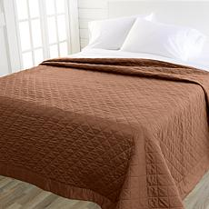 Concierge 300TC 100% Cotton Sateen Quilted Full/Queen Blanket