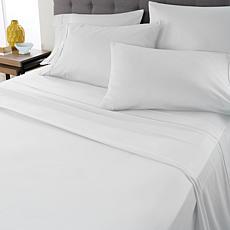 Concierge 6-piece Wrinkle-Resistant 400TC Cotton Queen Sheet Set