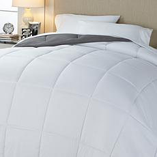 Concierge Boxed Quilted Reversible Comforter - F/Q