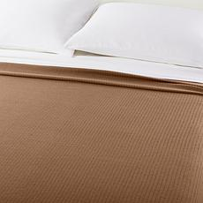 Concierge Collection 100% Cotton Twin Blanket