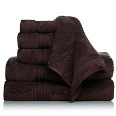 Concierge Collection 100% Turkish Cotton 6pc Towel Set