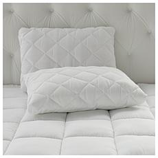 Concierge Collection 2-pack Quilted Standard Pillows