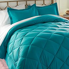 Concierge Collection 3-piece Solid Comforter Set