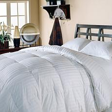 concierge collection 350tc down comforter fullqueen - Down Comforter Queen